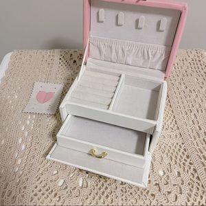 Small jewelry organizer, jewelry box